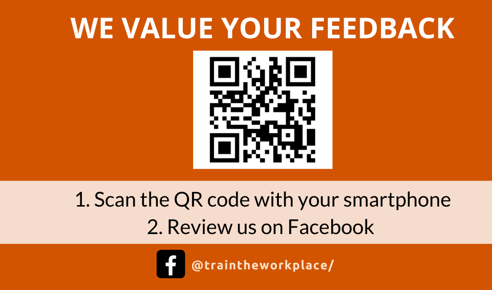 We Value Your Feedback (1)