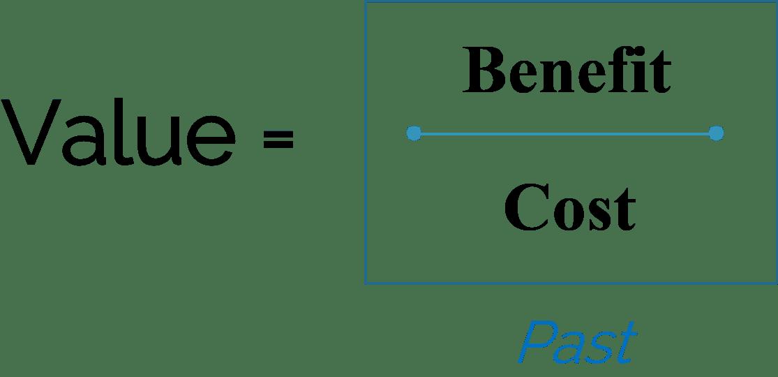 Value Formula Old
