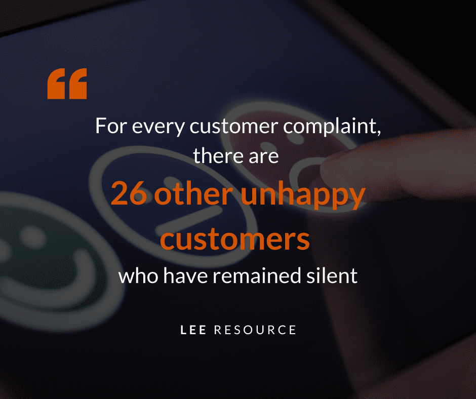 Quotes - unhappy customers